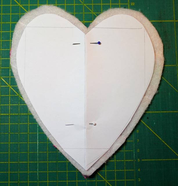 Herzliches MugRug - Pfaff Blog